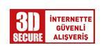 3D SECURE - İNTERNETEN GÜVENLİ ALIŞVERİŞ