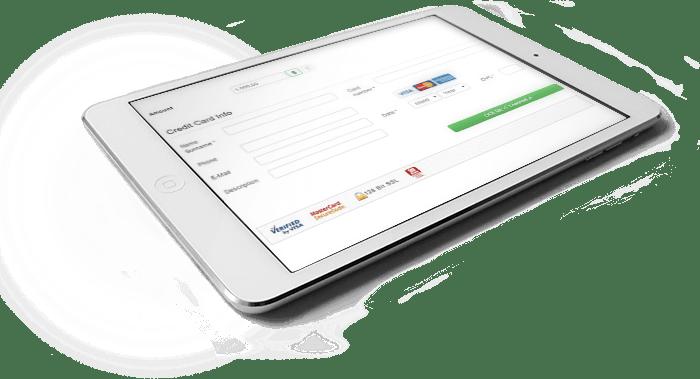 Netahsilat ile uzaktaki bayi ve müşterilerden SMS ve e-mail ile link gönderilerek kredi kartı tahsilatı yapılabilmektedir.